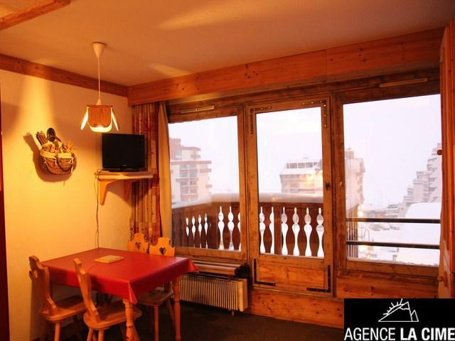 Location au ski Studio 4 personnes (092) - La Residence Les Neves - Val Thorens - Kitchenette