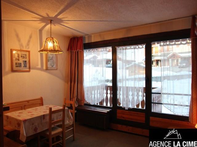 Location au ski Studio 4 personnes (113) - La Residence Les Neves - Val Thorens - Téléphone