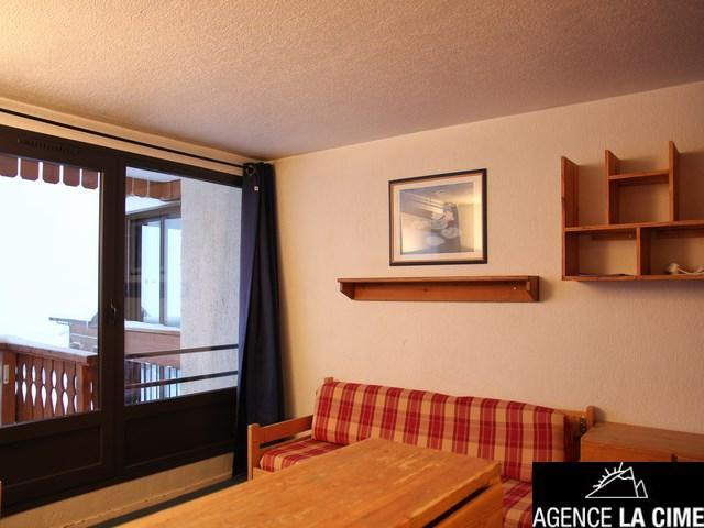 Location au ski Studio 4 personnes (125) - La Residence Les Neves - Val Thorens - Table