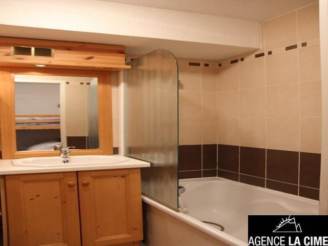Location au ski Studio 4 personnes (164) - La Residence Les Neves - Val Thorens - Séjour