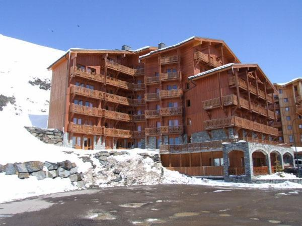 Location au ski Appartement 3 pièces cabine 6 personnes (644) - Les Chalets Des Balcons - Val Thorens - Lits superposés