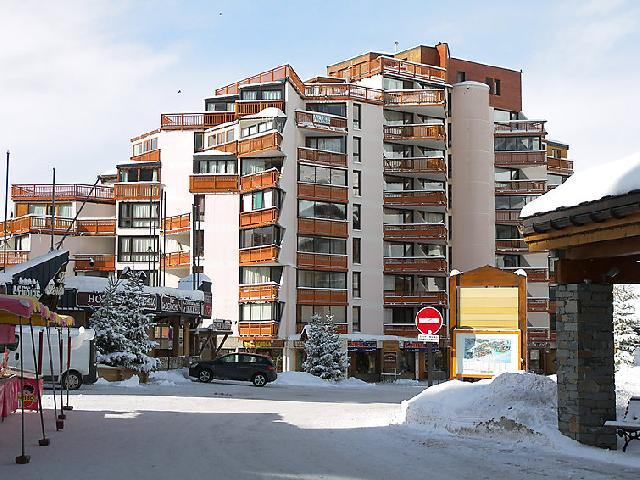 Family ski Les Trois Vallées