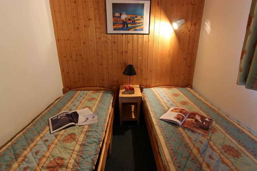 Location au ski Appartement 2 pièces cabine 4 personnes (402) - Residence Arcelle - Val Thorens - Chambre