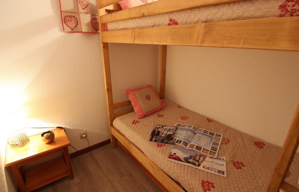 Location au ski Appartement 3 pièces 6 personnes (3) - Residence Beau Soleil - Val Thorens - Canapé
