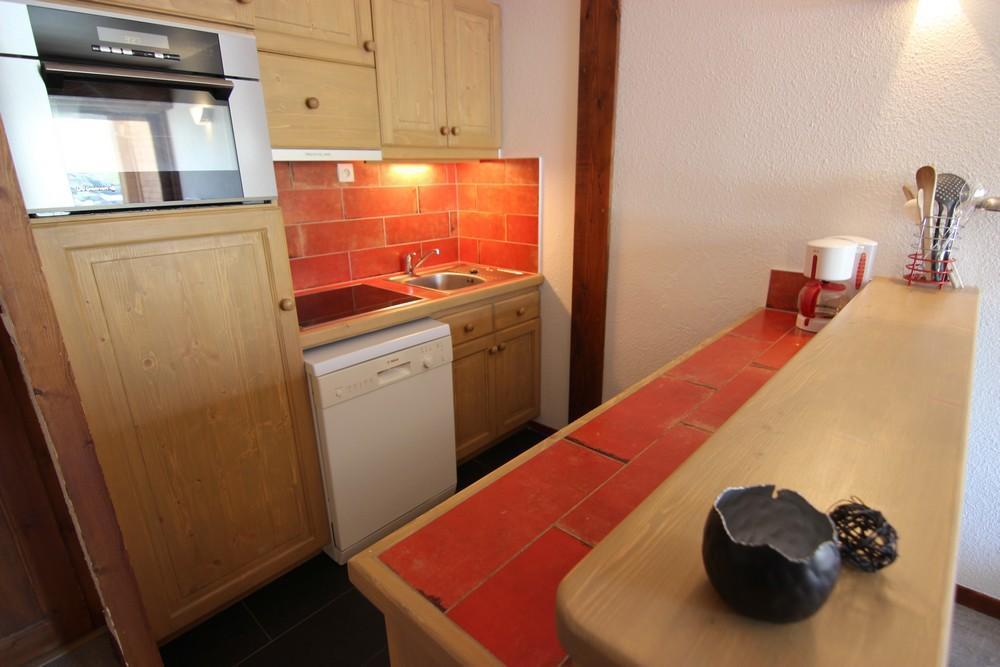 Location au ski Appartement 3 pièces 6 personnes (3) - Residence Beau Soleil - Val Thorens - Chambre