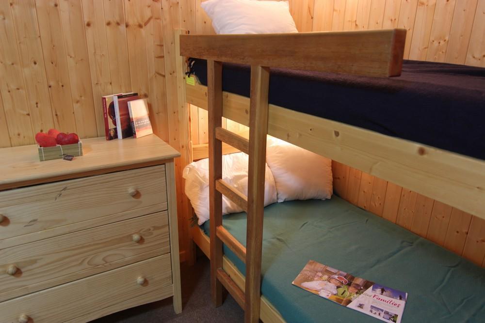 Location au ski Studio cabine 4 personnes (2100) - Residence Cimes De Caron - Val Thorens - Kitchenette
