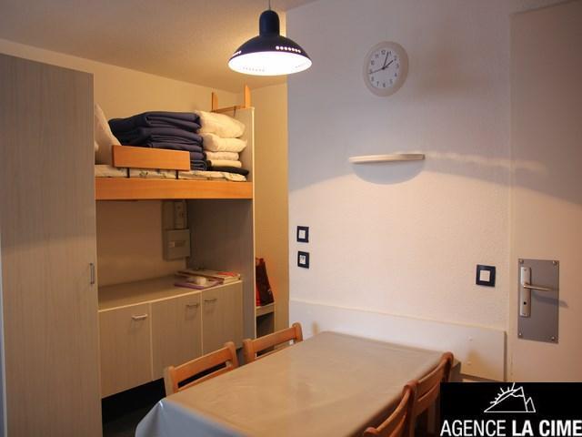 Location au ski Studio cabine 4 personnes (619) - Residence De L'altineige - Val Thorens - Kitchenette