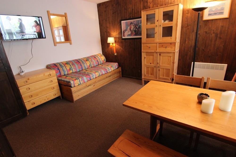 Location au ski Appartement 2 pièces 4 personnes (818) - Residence De L'olympic - Val Thorens - Lit simple