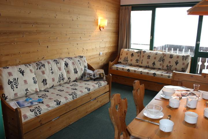 Location au ski Studio 3 personnes (616) - Residence De L'olympic - Val Thorens - Kitchenette