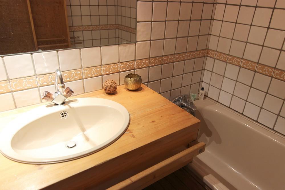 Location au ski Appartement 2 pièces cabine 6 personnes (26) - Residence Eterlous - Val Thorens - Plan