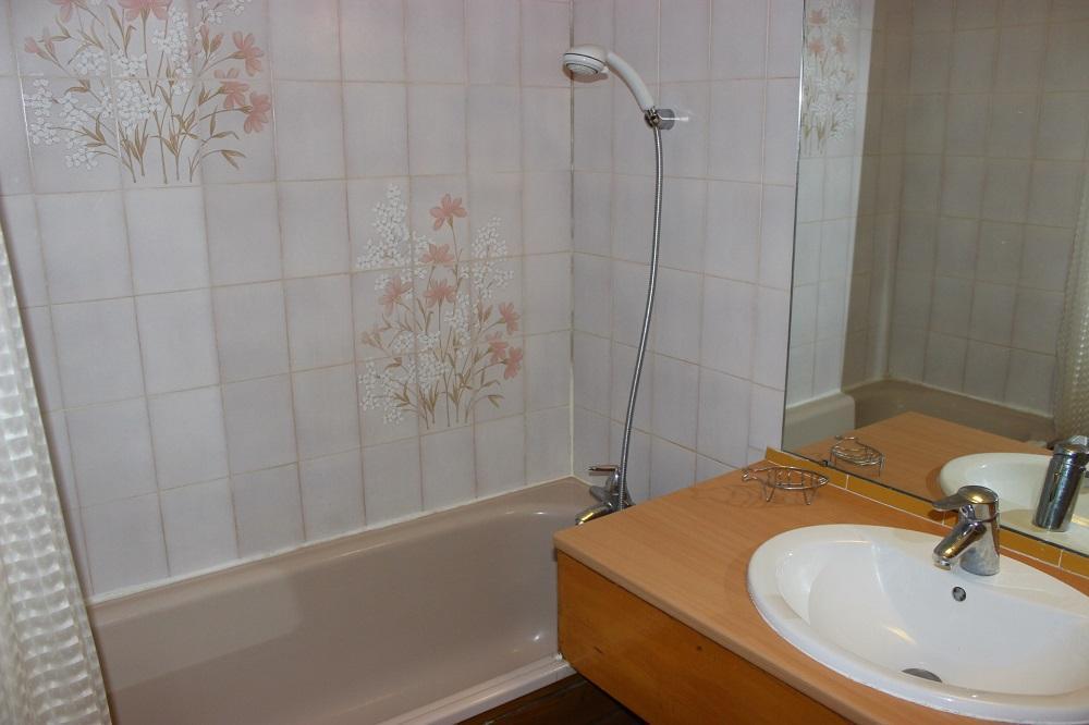Location au ski Studio cabine 4 personnes (42) - Residence Eterlous - Val Thorens - Kitchenette