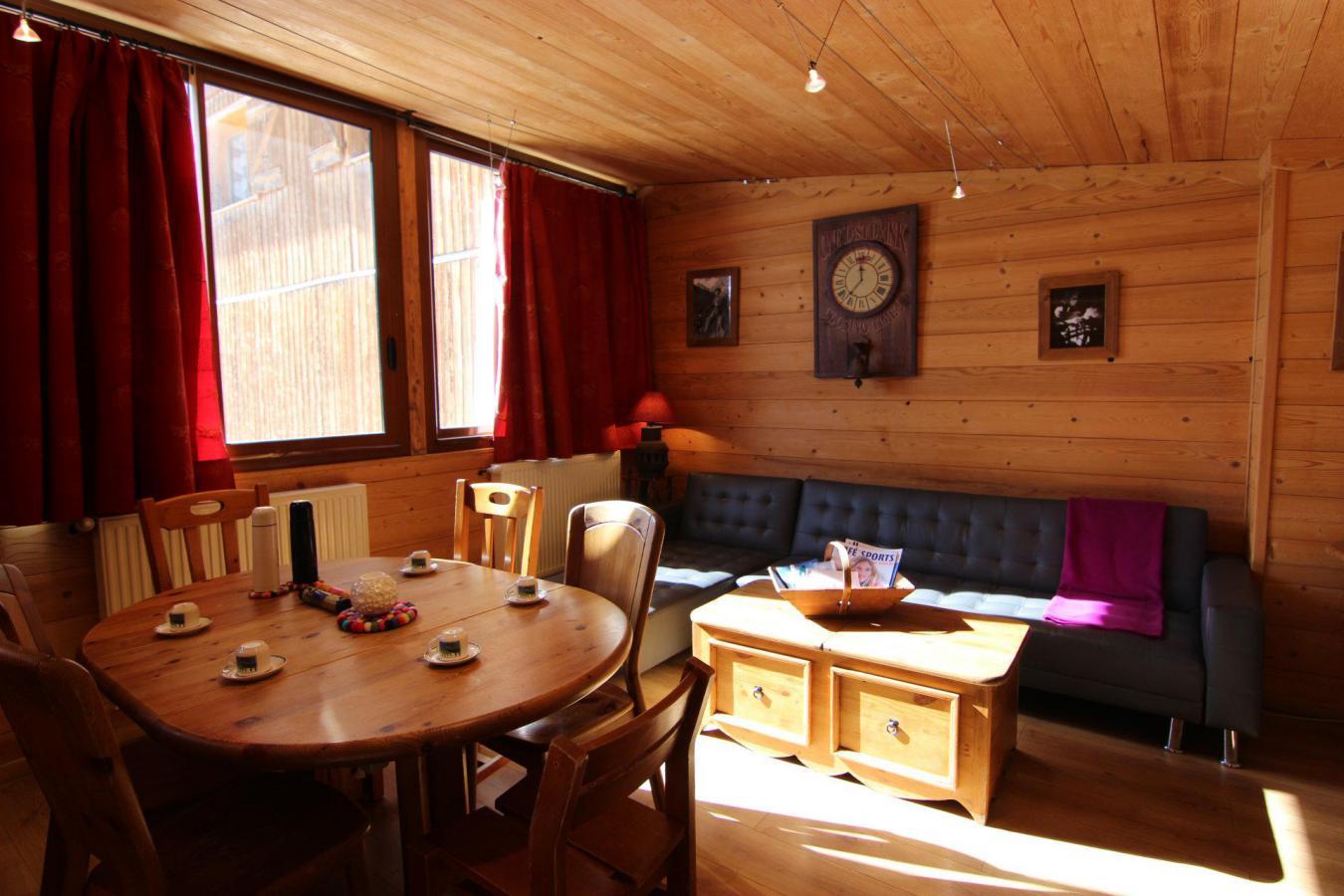 Location au ski Appartement 4 pièces 6 personnes (1) - Residence Galerie De Peclet - Val Thorens - Chambre