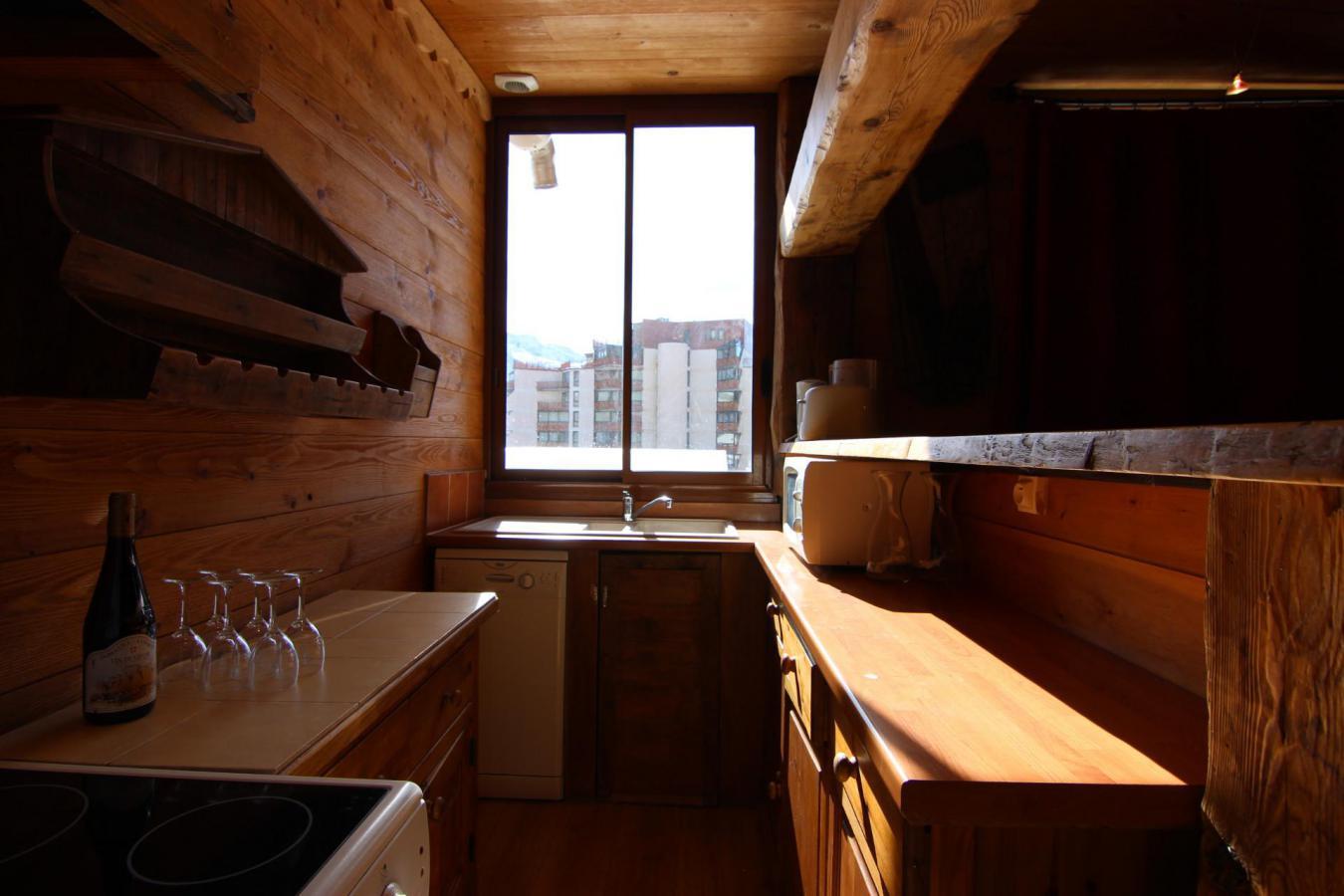 Location au ski Appartement 4 pièces 6 personnes (1) - Residence Galerie De Peclet - Val Thorens - Lit simple