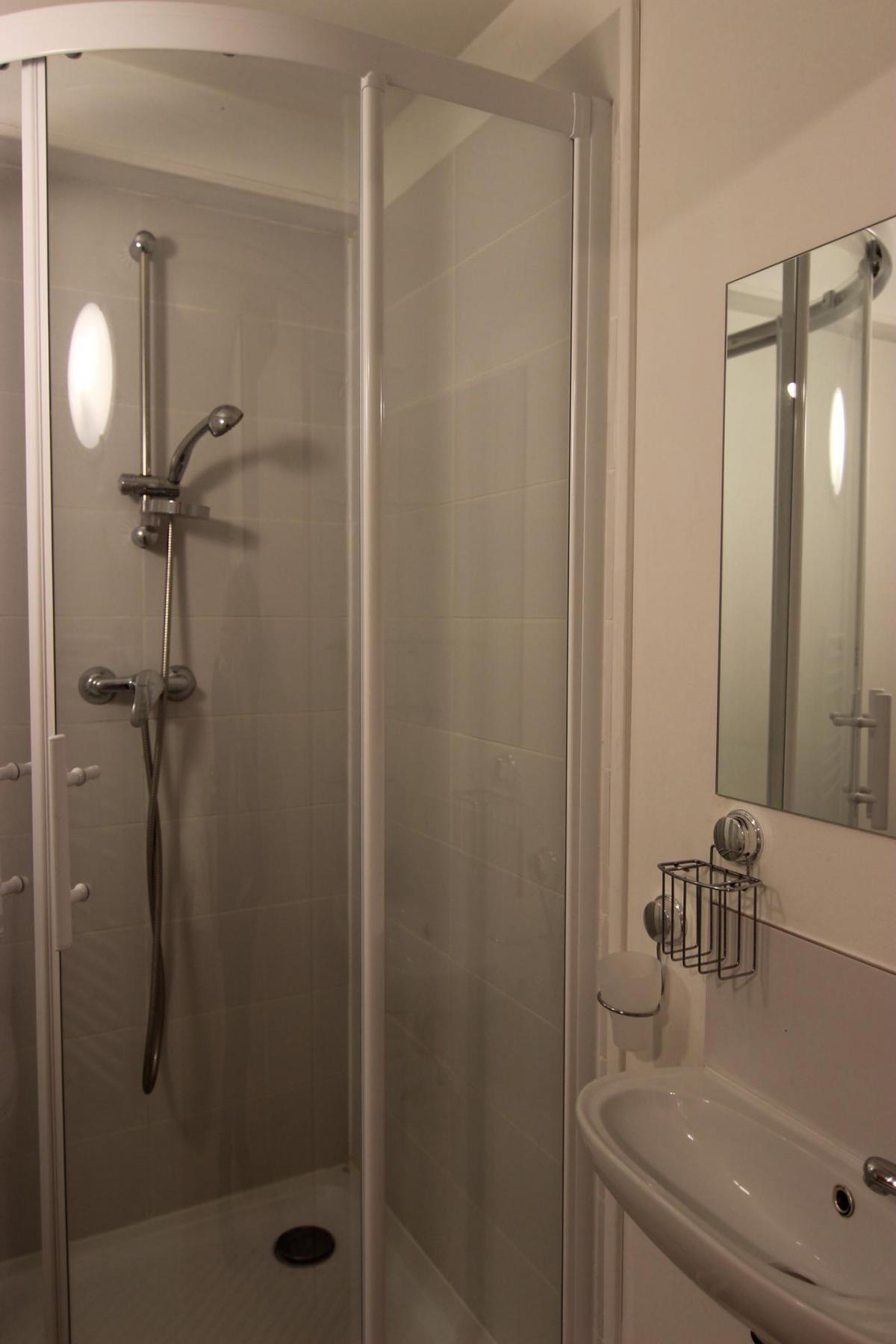 Location au ski Appartement 3 pièces 6 personnes (17) - Residence Hauts De Chaviere - Val Thorens - Extérieur hiver