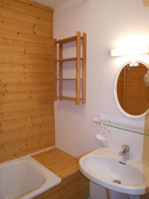 Location au ski Studio 2 personnes (3) - Residence Hauts De Chaviere - Val Thorens - Salle de bains