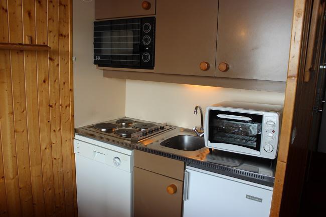 Location au ski Appartement 2 pièces 4 personnes (44) - Residence L'orsiere - Val Thorens - Table