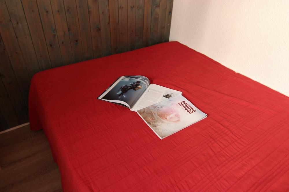 Location au ski Appartement 2 pièces cabine 4 personnes (518) - Residence Lauzieres - Val Thorens - Plan