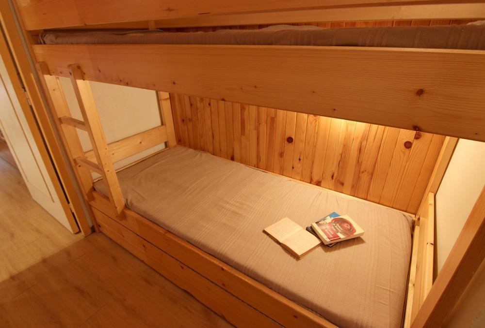 Location au ski Studio 4 personnes (507) - Residence Le Lac Blanc - Val Thorens - Entrée