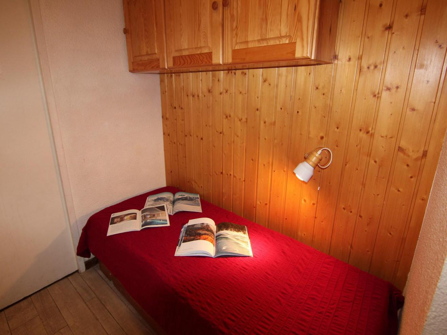 Location au ski Studio 4 personnes (609) - Residence Le Lac Blanc - Val Thorens - Banquette-lit