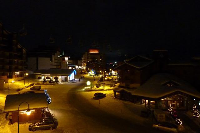 Location au ski Studio 3 personnes (105) - Residence Le Lac Du Lou - Val Thorens - Extérieur hiver
