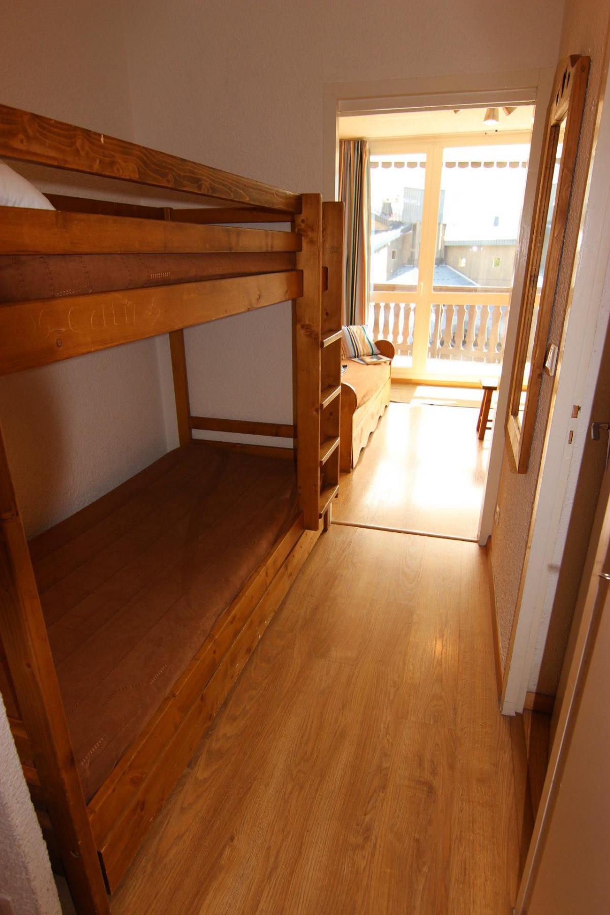 Location au ski Studio 3 personnes (105) - Residence Le Lac Du Lou - Val Thorens - Séjour