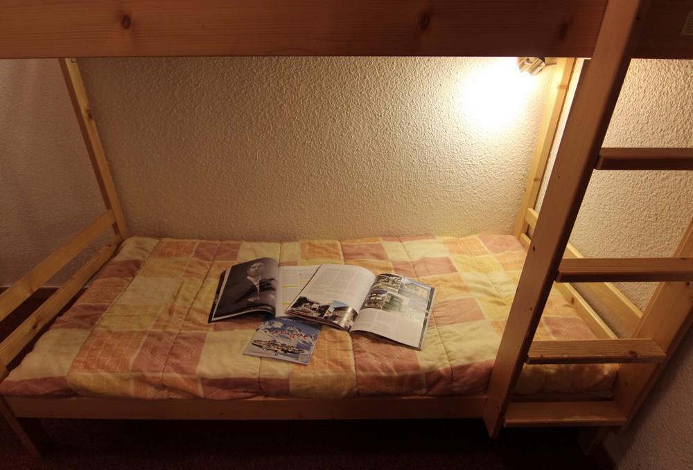 Location au ski Appartement 2 pièces 6 personnes (205) - Residence Le Schuss - Val Thorens - Lavabo