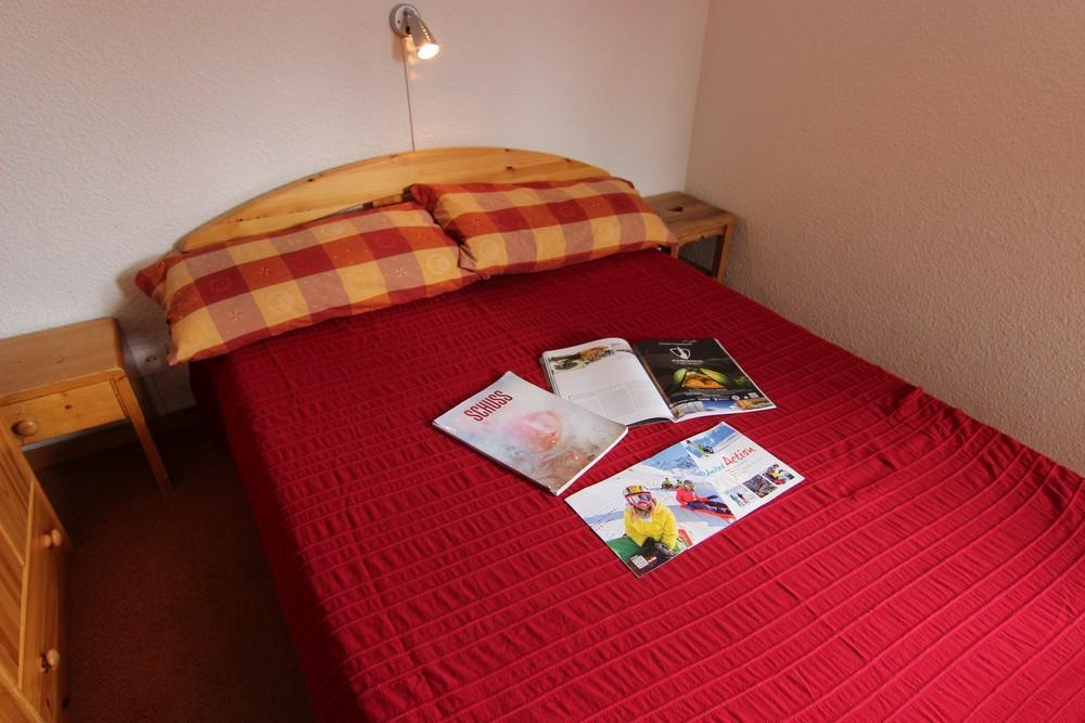 Location au ski Appartement 2 pièces 6 personnes (205) - Residence Le Schuss - Val Thorens - Lit simple