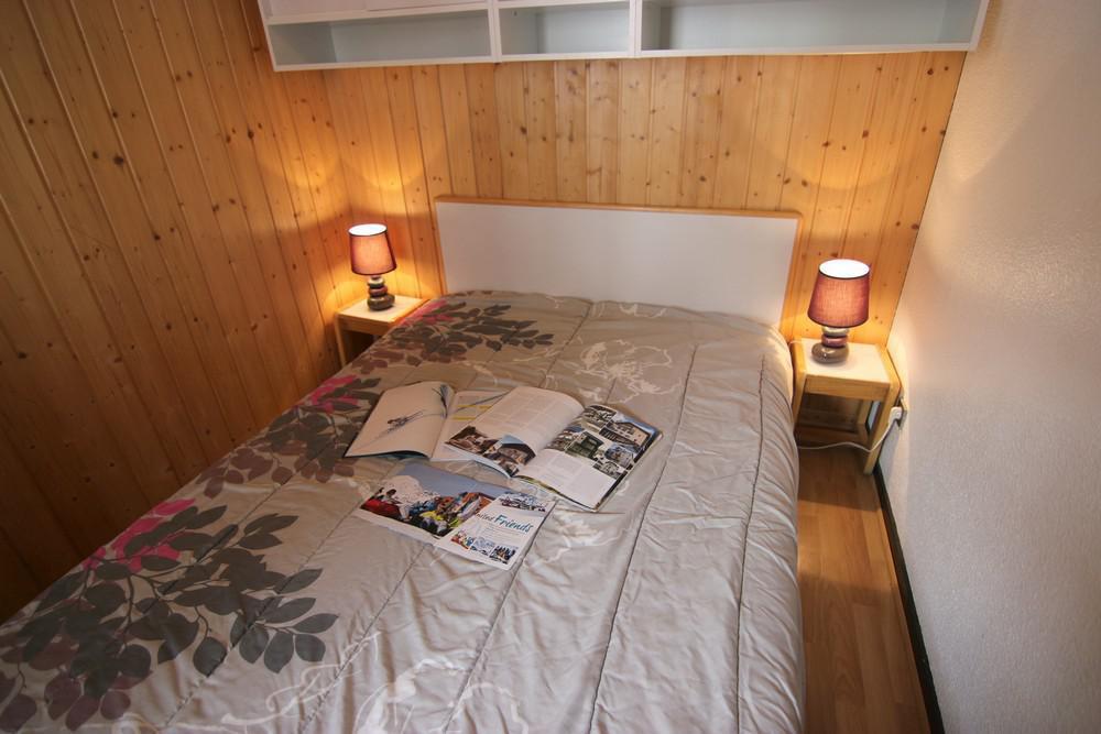 Location au ski Appartement 2 pièces 6 personnes (212) - Residence Le Schuss - Val Thorens - Chambre