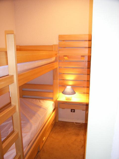 Location au ski Studio cabine 4 personnes (L4) - Residence Le Serac - Val Thorens - Lits superposés