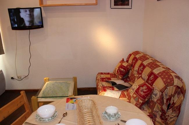 Location au ski Studio cabine 3 personnes (56) - Residence Le Zenith - Val Thorens