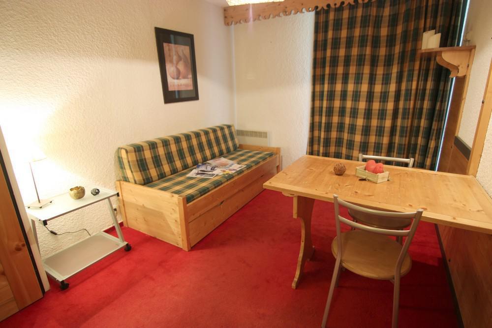 Location au ski Studio 2 personnes (317) - Residence Les Hauts De Vanoise - Val Thorens - Baignoire