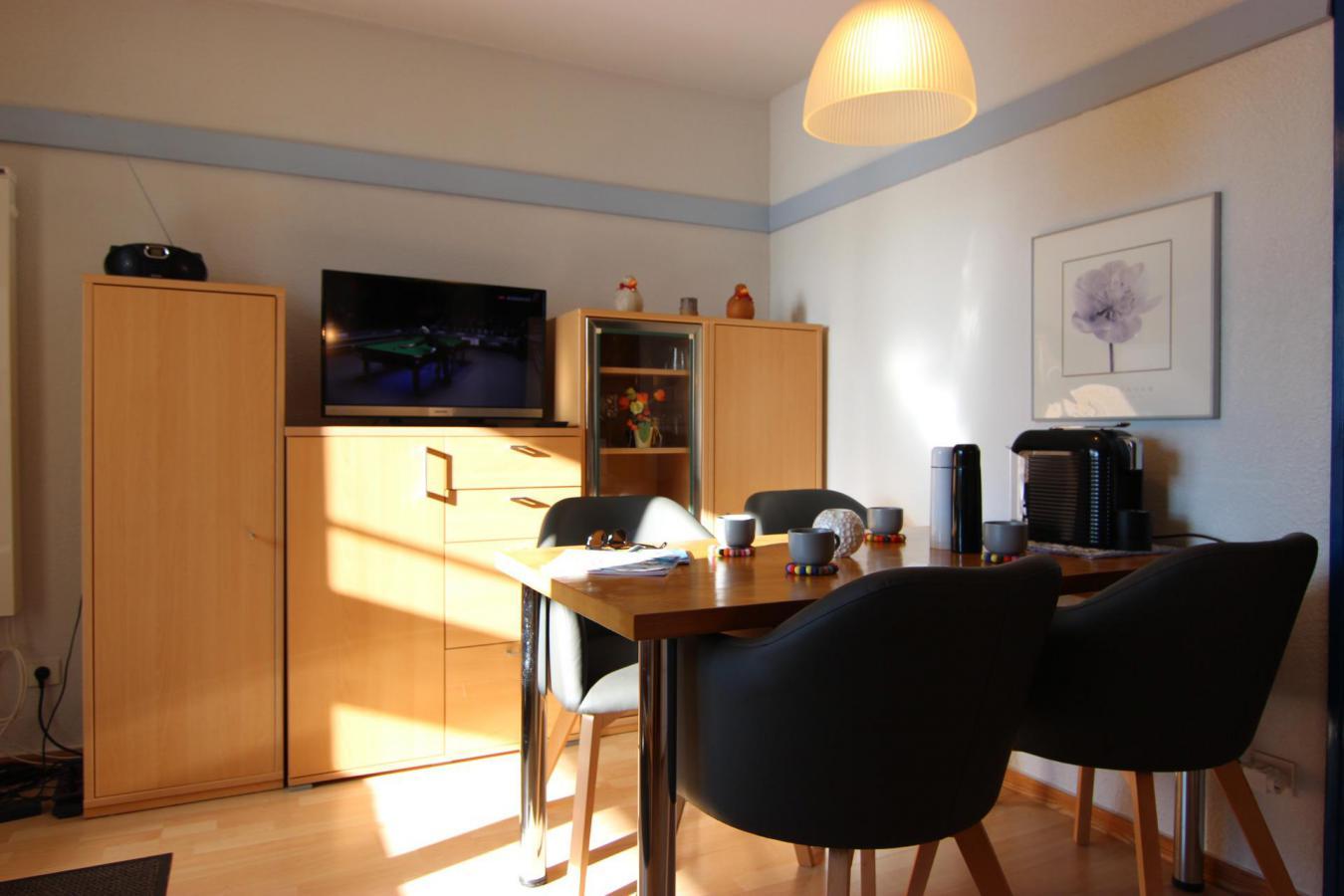 Appartement 2 pièces cabine 4 personnes (35)
