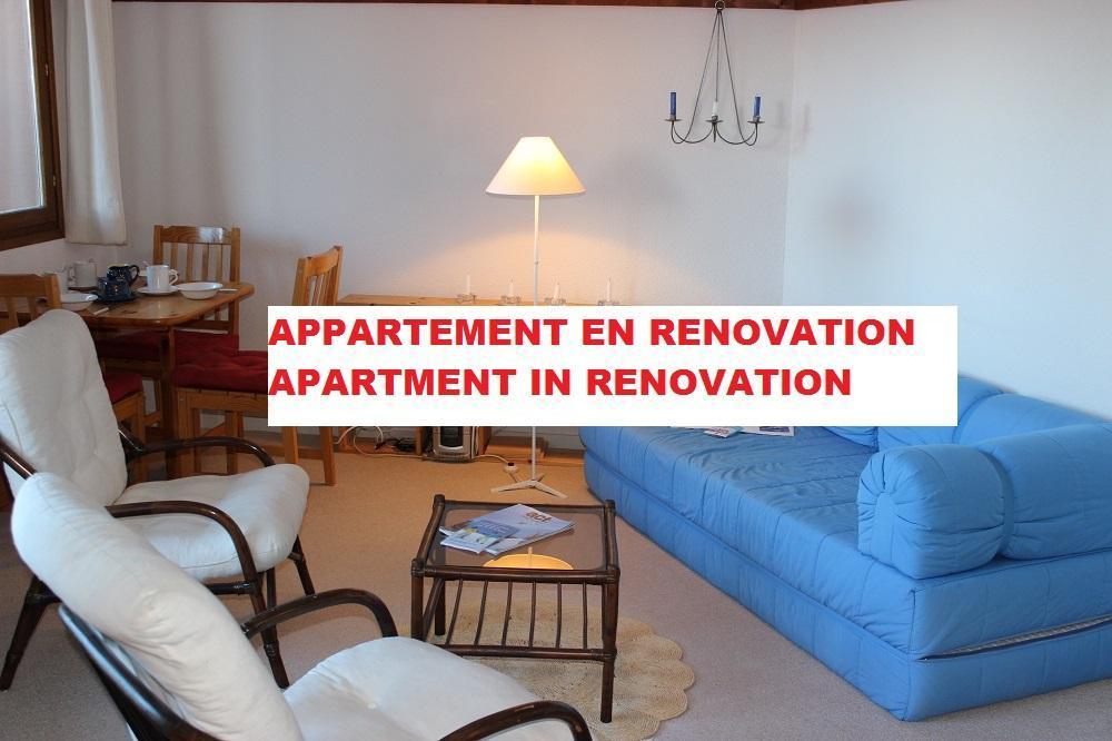 Location au ski Appartement 2 pièces 4 personnes (52) - Residence Reine Blanche - Val Thorens - Séjour
