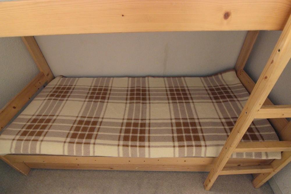 Location au ski Appartement 2 pièces cabine 4 personnes (74) - Residence Reine Blanche - Val Thorens - Canapé