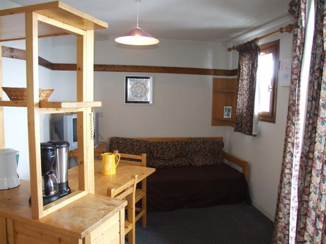 Location au ski Appartement 2 pièces cabine 4 personnes (74) - Residence Reine Blanche - Val Thorens - Séjour