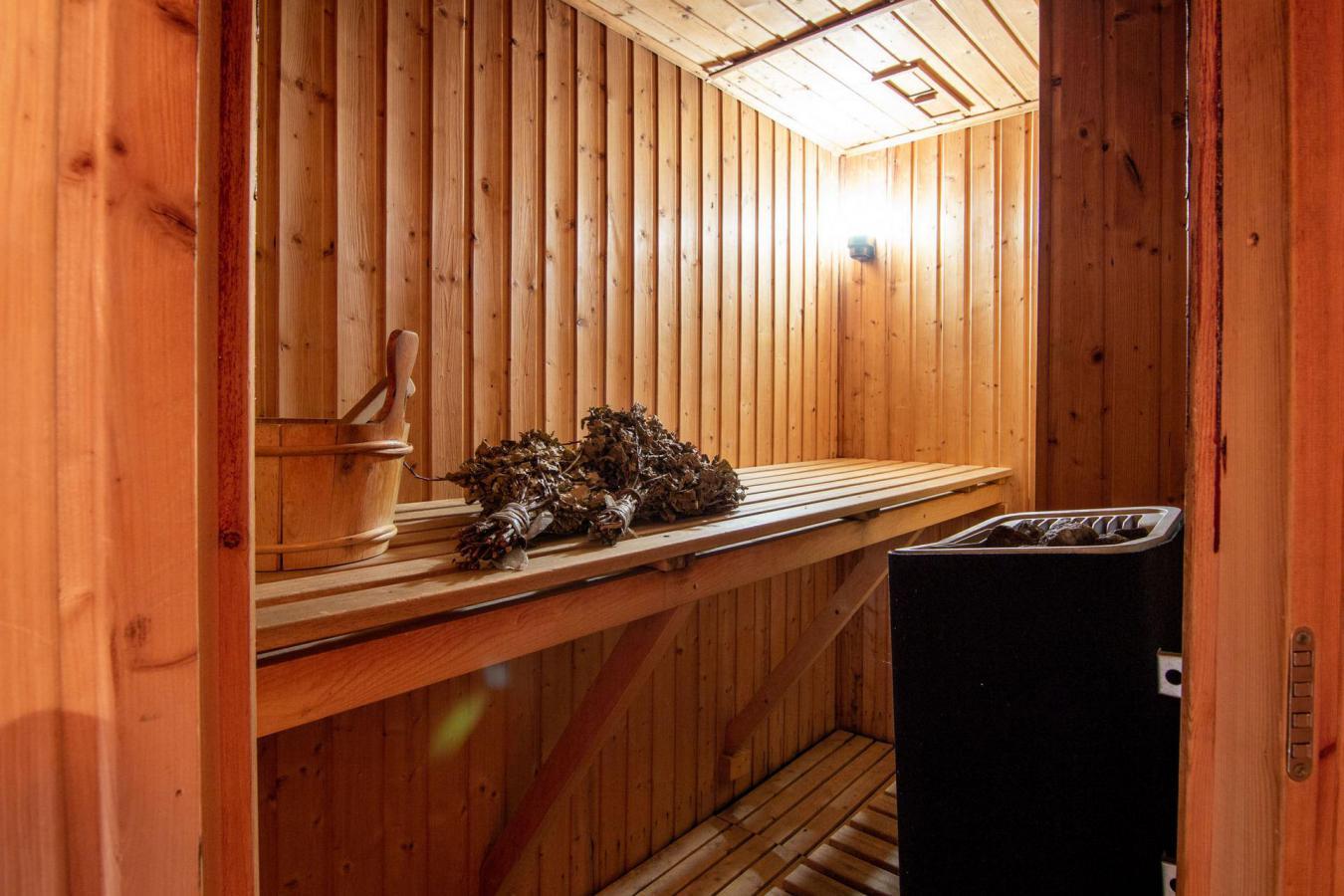 Location au ski Appartement duplex 4 pièces 8 personnes (97) - Residence Reine Blanche - Val Thorens - Séjour