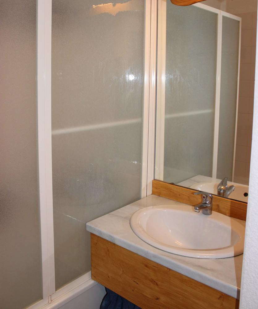 Location au ski Appartement 2 pièces cabine 4 personnes (71) - Residence Reine Blanche - Val Thorens - Plan