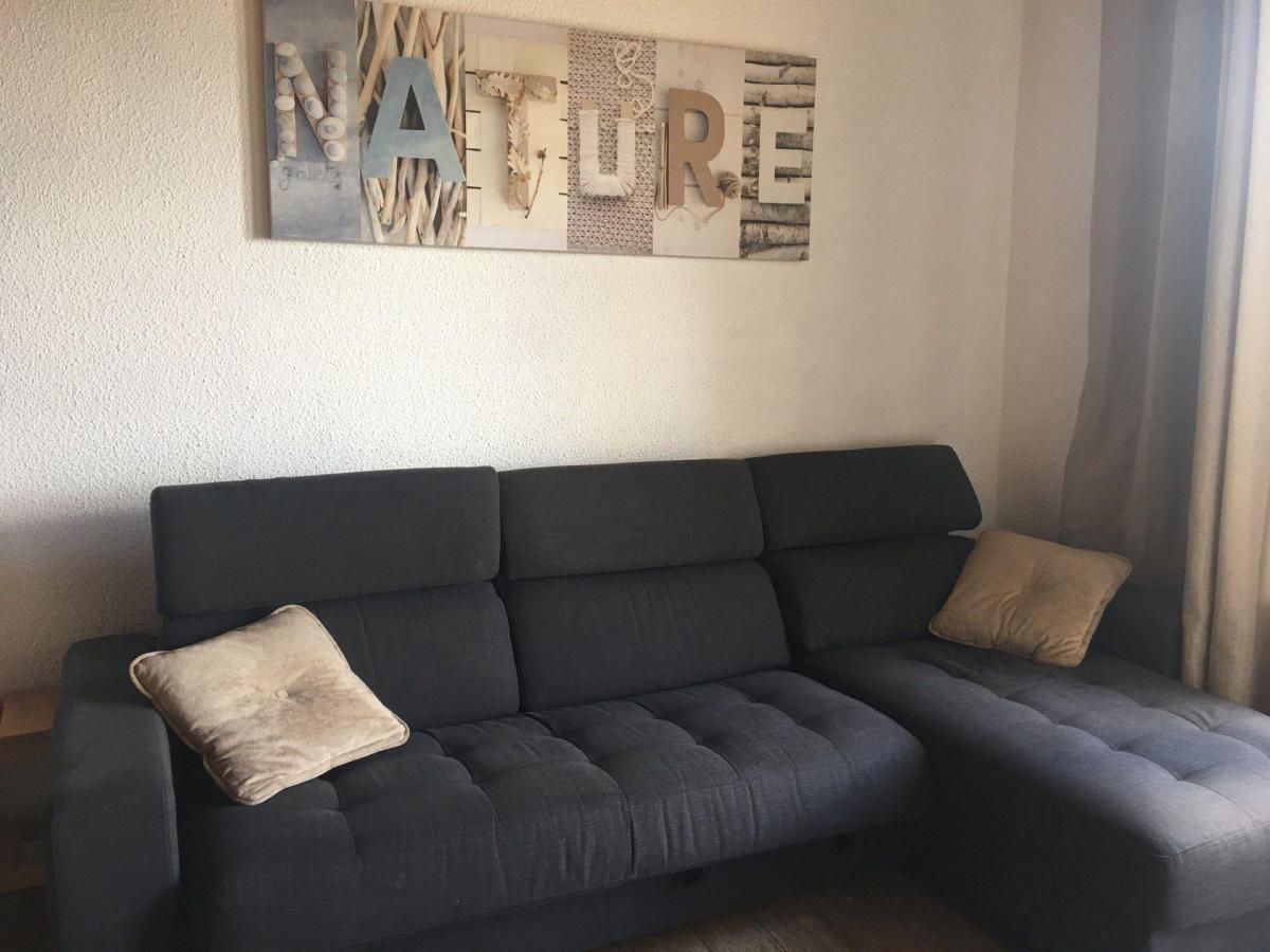 Location au ski Appartement 2 pièces mezzanine 6 personnes (75) - Residence Roche Blanche - Val Thorens - Lavabo