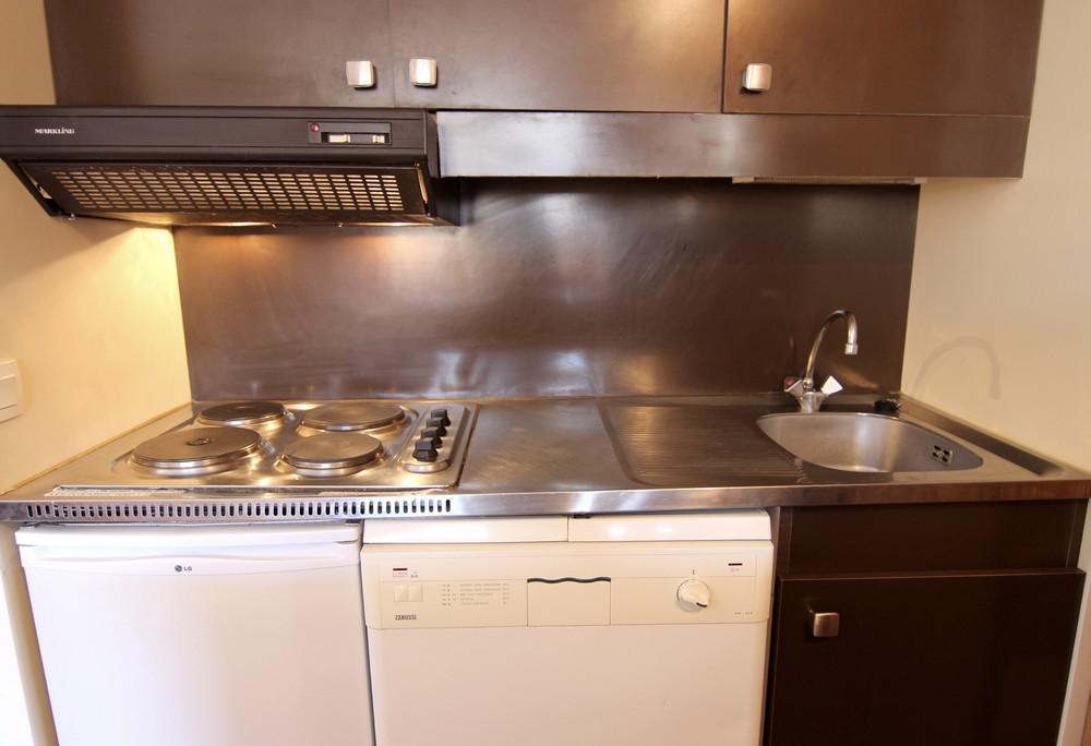 Location au ski Appartement 3 pièces 6 personnes (72) - Residence Roche Blanche - Val Thorens - Plan