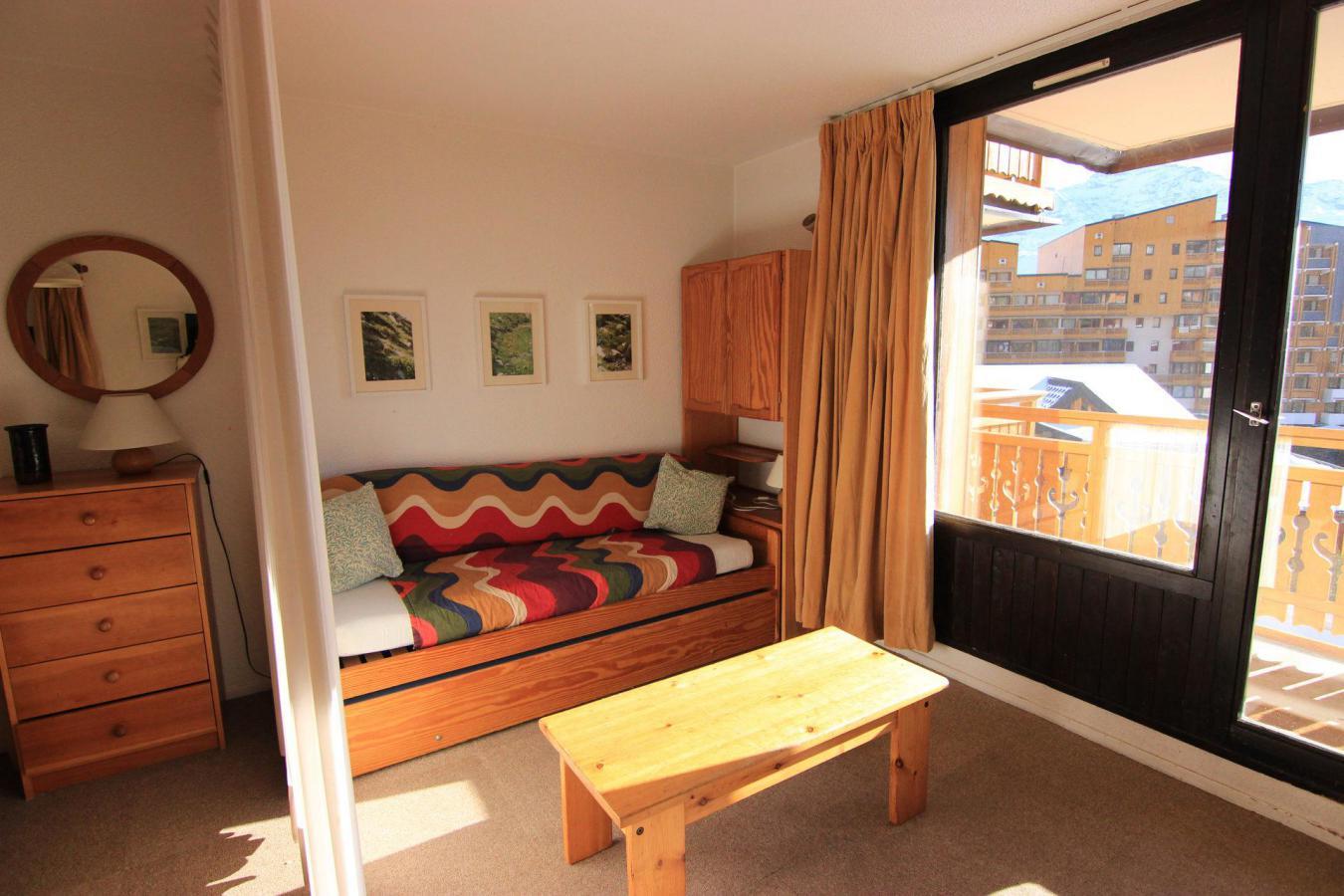 Location au ski Appartement 2 pièces 6 personnes (27) - Residence Roche Blanche - Val Thorens - Plan
