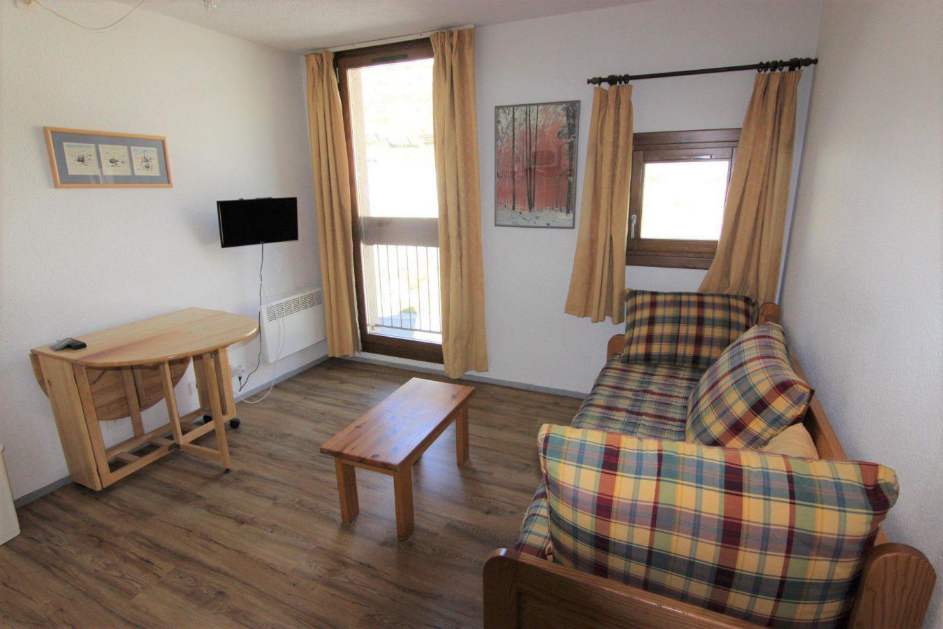 Location au ski Studio 2 personnes (126) - Residence Roche Blanche - Val Thorens - Salle de bains