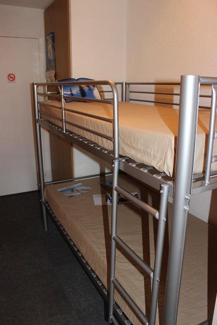 Location au ski Studio 2 personnes (153) - Residence Roche Blanche - Val Thorens - Canapé