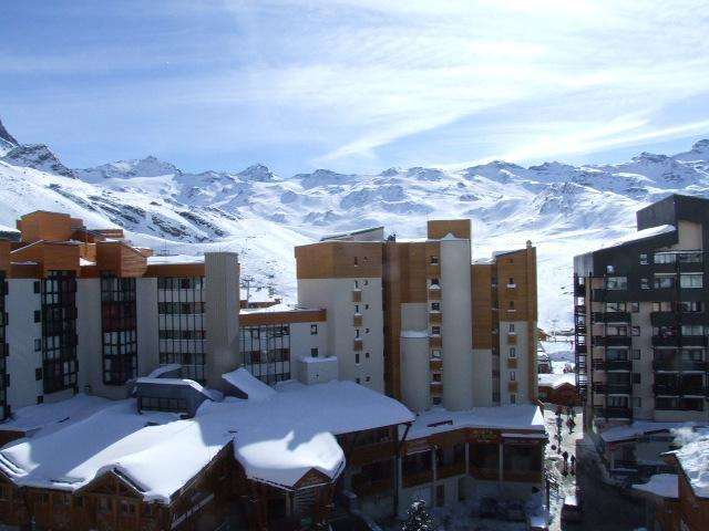 Location au ski Studio 2 personnes (153) - Residence Roche Blanche - Val Thorens - Table