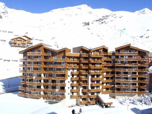 Location au ski Studio 3 personnes (60) - Residence Roche Blanche - Val Thorens - Micro-ondes
