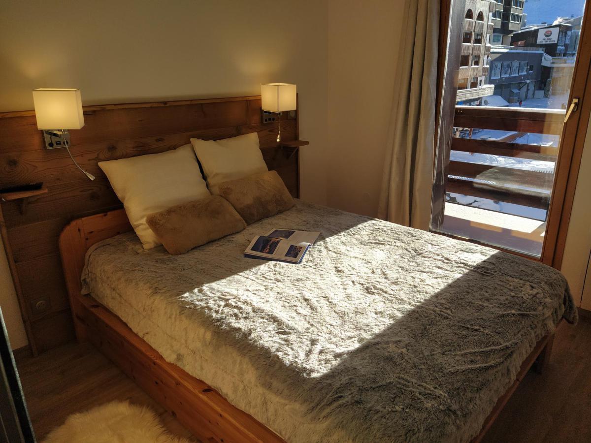 Location au ski Appartement 2 pièces cabine 6 personnes (2404) - Residence Val Set - Val Thorens
