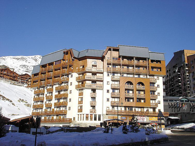 Holiday in mountain resort 2 room apartment 5 people (1) - Altineige - Val Thorens - Winter outside