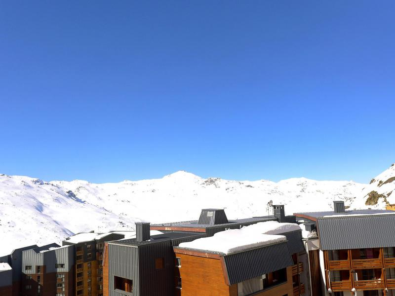 Holiday in mountain resort 2 room apartment cabin 4 people (14) - Arcelle - Val Thorens - Winter outside