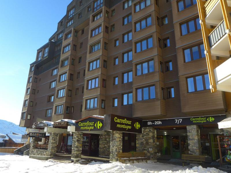 Location au ski Arcelle - Val Thorens
