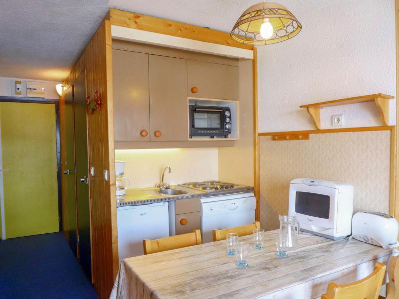 Location au ski Appartement 2 pièce cabine 4 personnes (5) - Arcelle - Val Thorens - Appartement