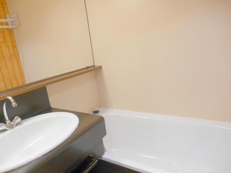 Location au ski Appartement 2 pièce cabine 4 personnes (5) - Arcelle - Val Thorens - Salle de bains